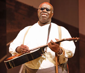 Akin Babatunde in Blind Lemon Blues