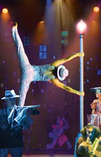 Cirque Dreams Illumination