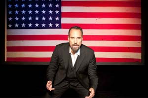 Roger Guenveur Smith in Frederick Douglass Now.