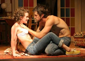 Samatha Soule and Shane McRae