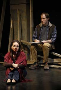 Roxanna Hope and James Wallert in
