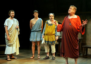 Todd Weeks, Michael Cassidy, John Pankow,
