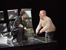 John Ortiz and Philip Seymour Hoffman