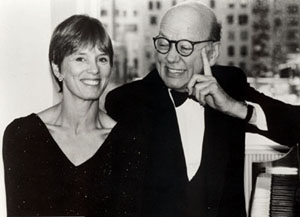 Lynn Loban and John Wallowitch