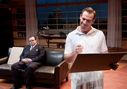 Scott Greer and Ian Merrill Peakes
