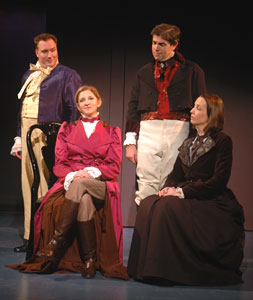 Christopher Borg, Jamie Heinlein, Jason O'Connell,