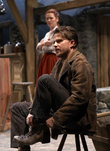 Lee Stark and Sean McNall in