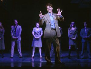 John Barrowman and company in Company