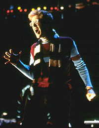 Anthony Rapp as Mark Cohen in the original Broadway production of Rent