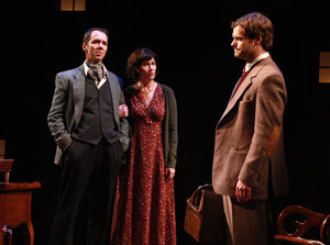Paul Niebanck, Sue Cremin, and Clayton Apgar