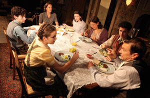 A scene from Brighton Beach Memoirs