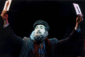 Joel Briel as Tateh in Ragtime