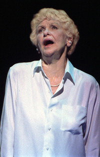 Elaine Stritch(Photo: Michal Daniel)