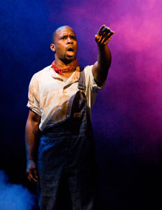 VaShawn McIlwain in Show Boat