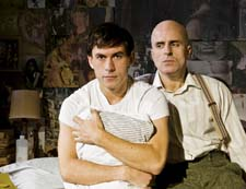 Chris New and Con O'Neill