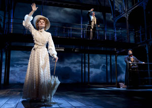 Christiane Noll, Ron Bohmer, Robert Petkoff,