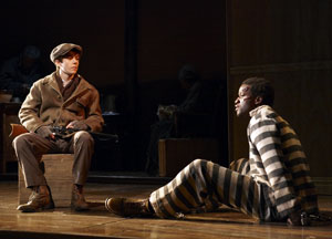 Henry Hodges and Gilbert Owuor in Convicts
