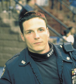 "Wiles as ""Bosco"" in Third Watch"