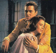 West Side Story is tops on AFI's list of passionatelove stories, but Filichia begs to differ