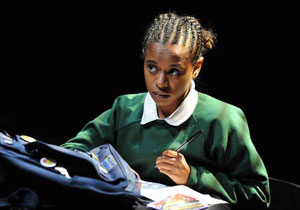 Ayesha Antoine in My Wonderful Day
