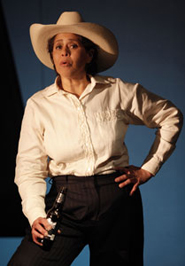 Anna Deavere Smith in