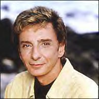 Birthday boy Barry Manilow