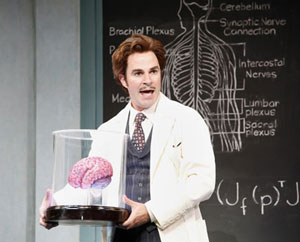Roger Bart in Young Frankenstein