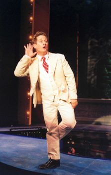 Christopher Fitzgerald in Where's Charley?