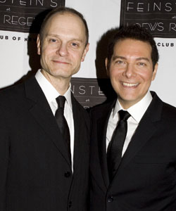 David Hyde Pierce and Michael Feinstein