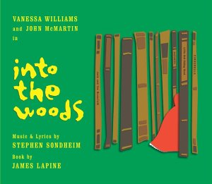 Into the Woods revival recording