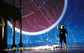 Lost in the stars...
