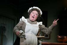 Valerie Boyle in Mary Poppins