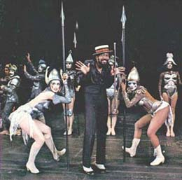 Vereen and company in Pippin