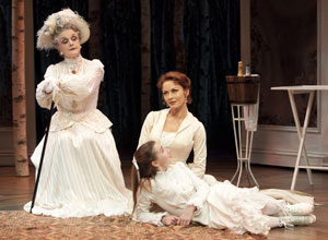 Angela Lansbury, Catherine Zeta-Jones, and