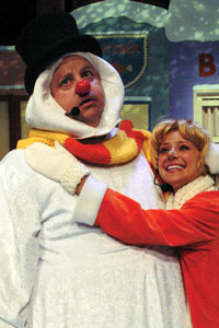 Paul C. Vogt and Christine Lakin