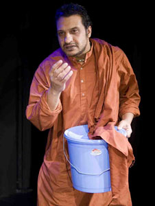 Kulvinder Ghir in A British Subject