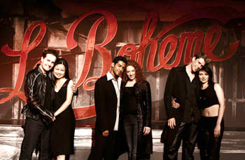 "The ""dream team"" lovers of La Bohème"