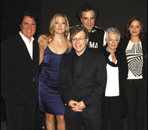 Rob Marshall, Kate Hudson, Maury Yeston,