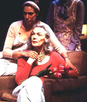 Elizabeth Marvel and Marian Seldes in Play Yourself