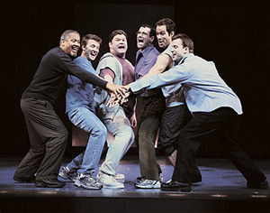 The Full Monty(Photo: Carol Rosegg)