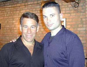 Stephen Schwartz and Phil Geoffrey Bond at The Duplex