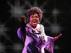 Moya Angela in Dreamgirls