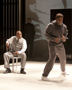 Ben Vereen and Evan Parke