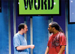 Steve Connell and Sekou (tha Misfit) Andrews