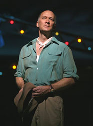 David Pittsinger in South Pacific