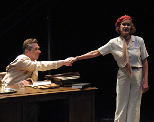 Stephen Ouimette and Chick Reid in Eternal Hydra