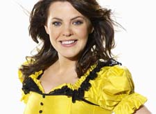 Rachel Tucker in I'd Do Anything