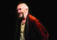 Jonathan Pryce in The Caretaker