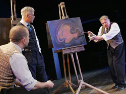 Christopher Connel, Deka Walmsley, and