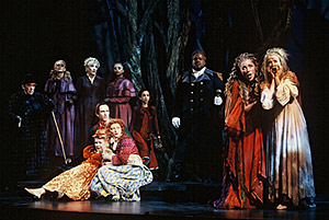 The cast of Into the Woods(Photo: Joan Marcus)